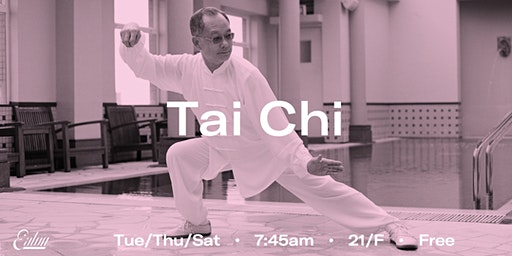 Tai Chi at Eaton HK