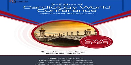 2nd Edition of Cardiology World Conference billets