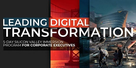 Leading Digital Transformation | Executive Program | October tickets