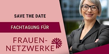 Fachtagung für Frauennetzwerke 2020 Tickets