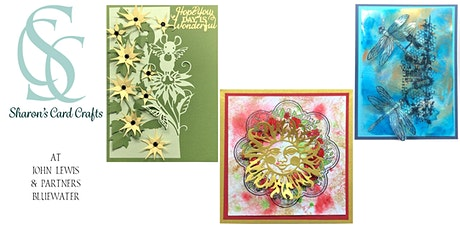 Making Greeting Cards at John Lewis & Partners, Bluewater tickets