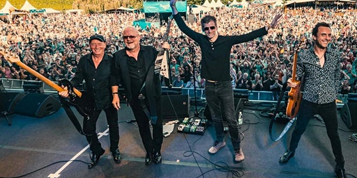 Wishbone Ash 2-29-2020 Arcadia Blues Club
