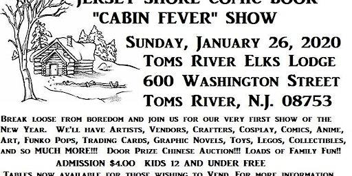 "Jersey Shore Comic Book ""Cabin Fever"" Show"
