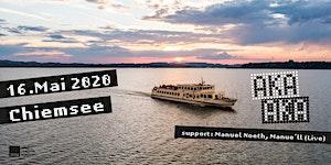 AKA AKA I Alle in einem Boot 2020 I CHIEMSEE