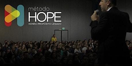 Método HOPE - Rio de Janeiro ingressos