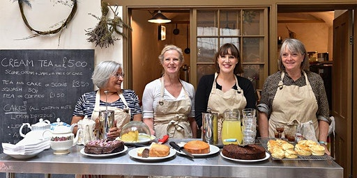 Books and Bakes - A second hand book sale with a pop up Regency Tea Room.
