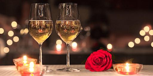 Echange au tour d'un buffet Saint-Valentin ♡