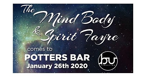 Visitor ticket to the Mind Body & Spirit Fayre (Po