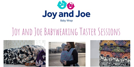 Babywearing Taster Session tickets
