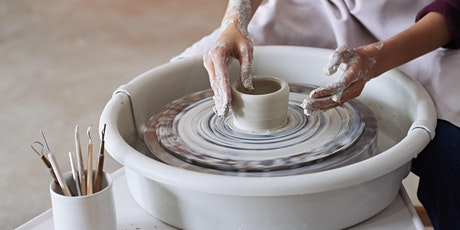 POTTERY CLASS - WHEEL THROWING & HAND BUILDING tickets