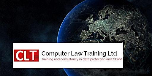GDPR Foundation Course - GLASGOW