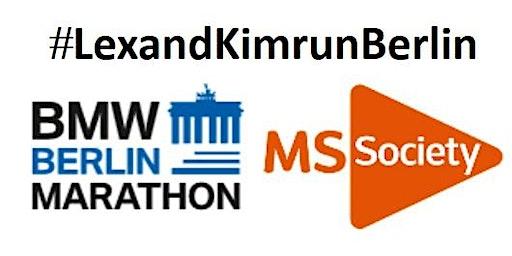 Lex and Kim run Berlin - fundraising lunch