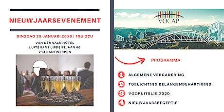 Openingsevent 2020 | Algemene Vergadering tickets
