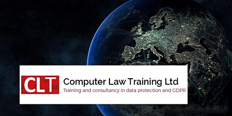 GDPR Foundation Course - LIVINGSTON tickets