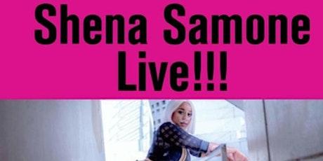 Shena Samone Live at the Orpheum tickets