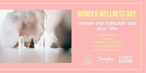Wonder Wellness Day at David Lloyd Norwich by Erpingham House