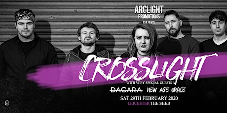 Crosslight w/ supports tickets