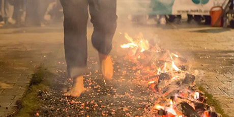 St Elizabeth Hospice Fire Walk 2021 tickets