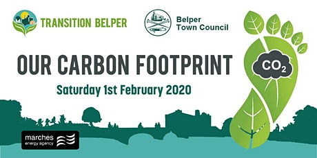 Our Carbon Footprint – understand and manage the impact (free to book) tickets