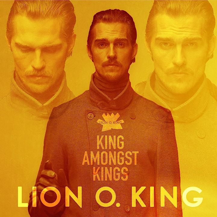 Lion O. King - Record Release Show: Bild