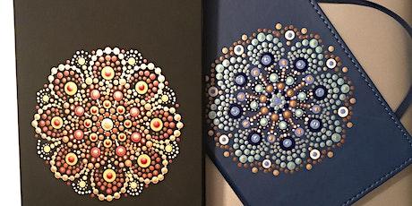 Mandala Journal Paint Night tickets