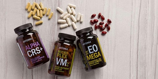 Nutrition and doTERRA Supplements (Winter)