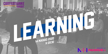Evento #Learning - Contentware Summit 2020 tickets