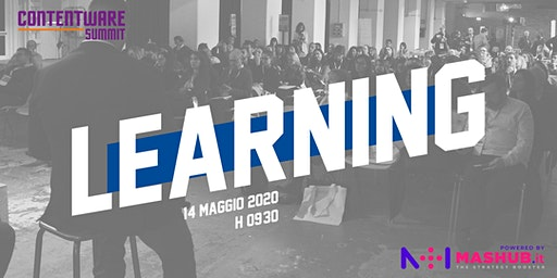 Evento #Learning - Contentware Summit 2020