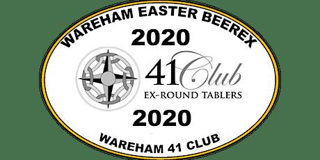 Wareham Easter Beerex 2020 tickets