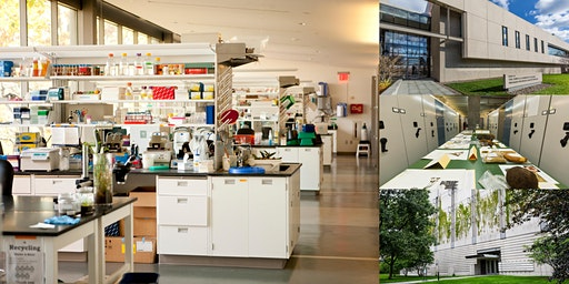 Behind-the-Scenes @ The New York Botanical Garden Research Facilities