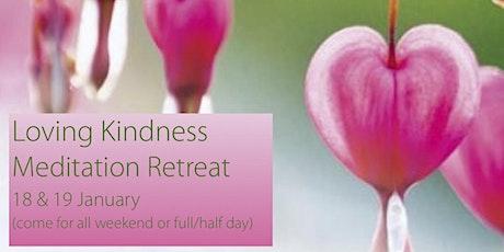 Loving Kindness Meditation Retreat tickets