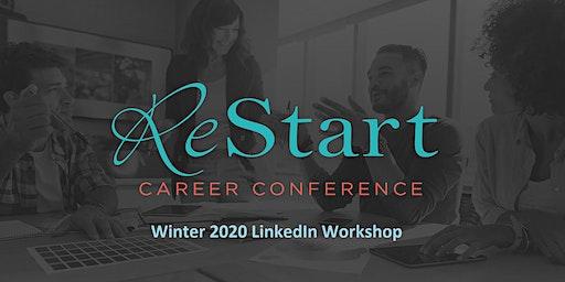 ReStart Winter 2020 LinkedIn Workshop