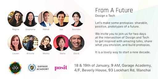 From A Future (Design x Tech x Future)