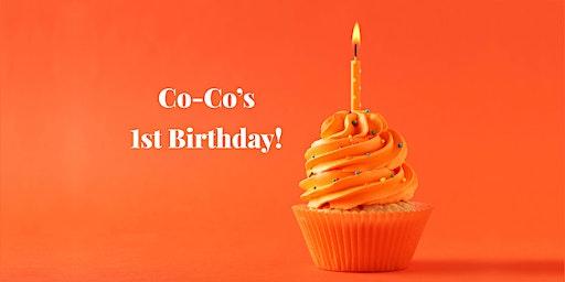 The Co-Co Anniversary Celebration