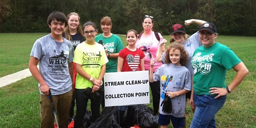 City of Griffin Annual Stream Clean-up 2020