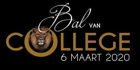 Bal van College 2020 tickets