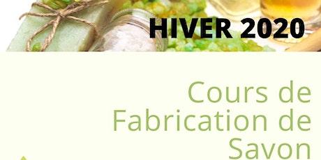 Cours fabrication de savon avec Marie Line (Cosmatik) billets