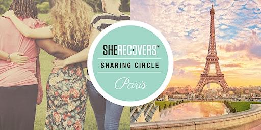 SHE RECOVERS SHARING CIRCLE
