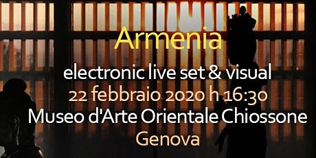 ARMENIA Electronic Live Set & Visual 2020 biglietti