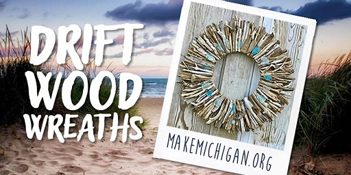 Drift Wood Wreaths - Portage