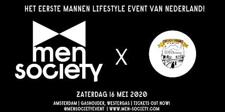MenSociety X BEARDsterdam 2020  tickets