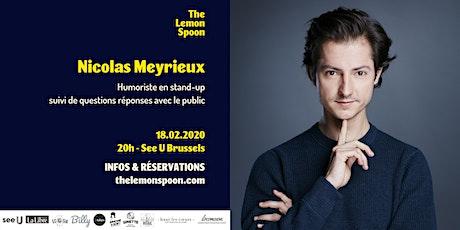 Nicolas Meyrieux en stand-up biglietti