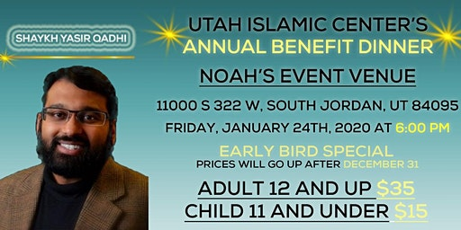 UIC Annual Benefit Dinner