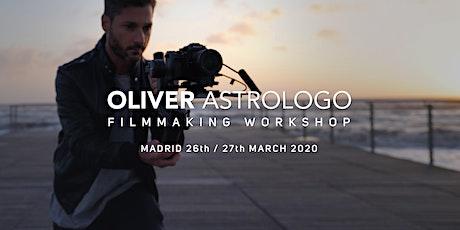 Travel Filmmaking workshop with Oliver Astrologo tickets