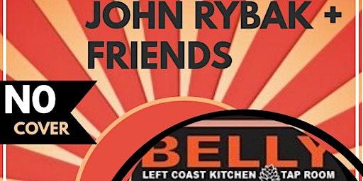 John Rybak + Friends at Belly