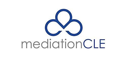 April 14-15, 2020 - ADVANCED Mediation (CLE) Seminar - Birmingham, AL