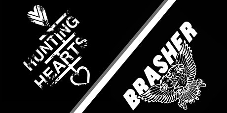 Hunting Hearts & BRASHER @ The Art House SO14 7DW | Sat 14th March tickets
