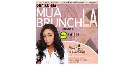 MUA Brunch LA tickets