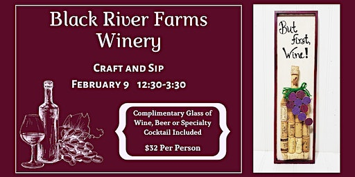 Black River Farms Craft and Sip
