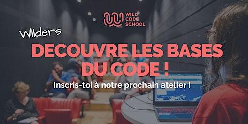 Initiation gratuite au code - HTML / CSS